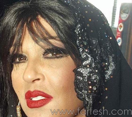 معقول يا فيفي عبده؟ صور الراقصة بالحجاب وفستان مكشوف وفوتوشوب مبالغ فيه!! صورة رقم 7