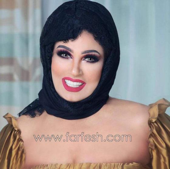 معقول يا فيفي عبده؟ صور الراقصة بالحجاب وفستان مكشوف وفوتوشوب مبالغ فيه!! صورة رقم 5