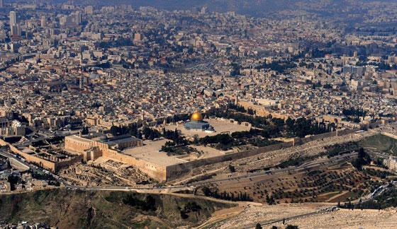 اليكم أهم المعلومات والحقائق عن مدينة القدس صورة رقم 1