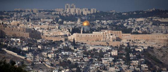 اليكم أهم المعلومات والحقائق عن مدينة القدس صورة رقم 10