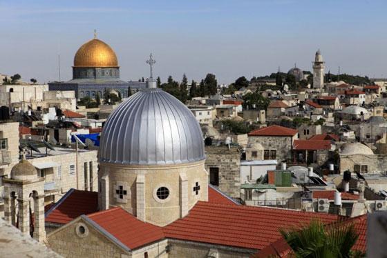 اليكم أهم المعلومات والحقائق عن مدينة القدس صورة رقم 2
