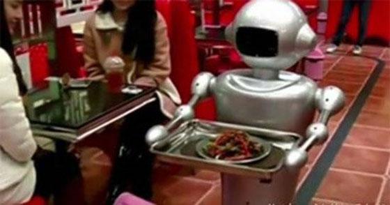 وظائف شغلها الروبوت مكان البشر صورة رقم 7