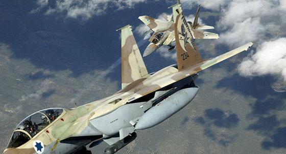 بالفيديو والصور: سلاح الجو الاسرائيلي يقصف عدة مواقع لحماس في غزة  صورة رقم 3