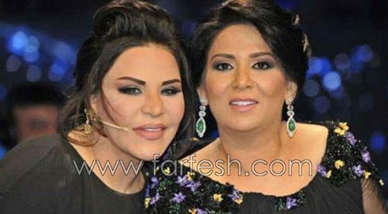 فيديو أحلام تبكي وتعتذر من نوال الكويتية والأخيرة تردّ (أنت اختي) صورة رقم 2