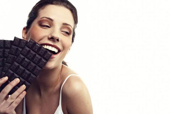 صورة رقم 4 - دراسة: الشوكولاتة تحتوي مادة تحرق دهون الجسم صباحا