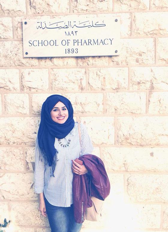 صورة رقم 6 - تعرفوا على الشابة العراقية التي تحدت إعاقتها بسبب دموع والدتها!