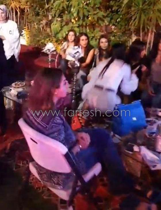 صورة رقم 6 - من الذي سرب صور جديدة لعمرو دياب ودينا الشربيني وقائمة المدعوين لزفافهما؟