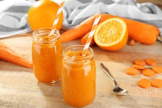 تعرفوا على فوائد عصير الجزر والبرتقال الصحية المدهشة صورة رقم 3