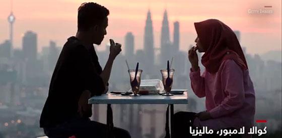 صورة رقم 6 -  بالفيديو والصور.. جولة حول موائد إفطار المسلمين في انحاء العالم
