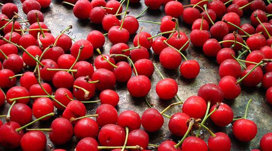الكرز الأحمر: اختاره لصحتك في فصل الصيف صورة رقم 7