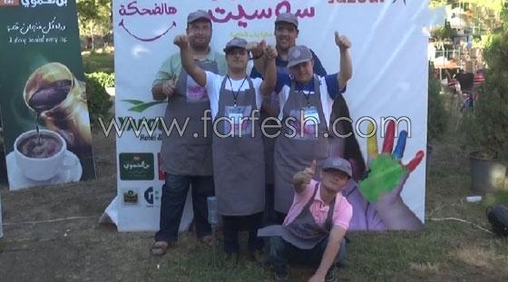 صورة رقم 2 - بالفيديو مبادرة رائعة في سوريا: مقهى جذور لتشغيل ذوي الاحتياجات الخاصة