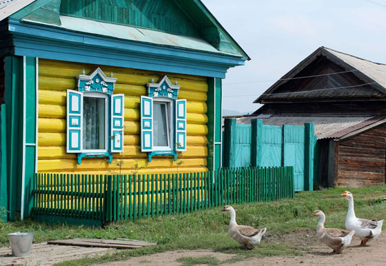 يبلغ عدد سكانها ألف شخص.. تعرفوا على أجمل قرية روسية صورة رقم 6