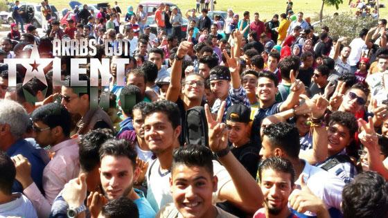 صور اختبارات اداء عرب غوت تالنت في تونس، المغرب، مصر، لبنان والأردن  صورة رقم 4
