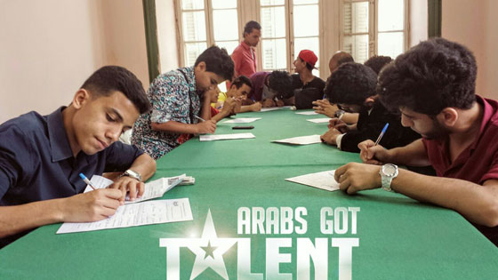 صور اختبارات اداء عرب غوت تالنت في تونس، المغرب، مصر، لبنان والأردن  صورة رقم 1