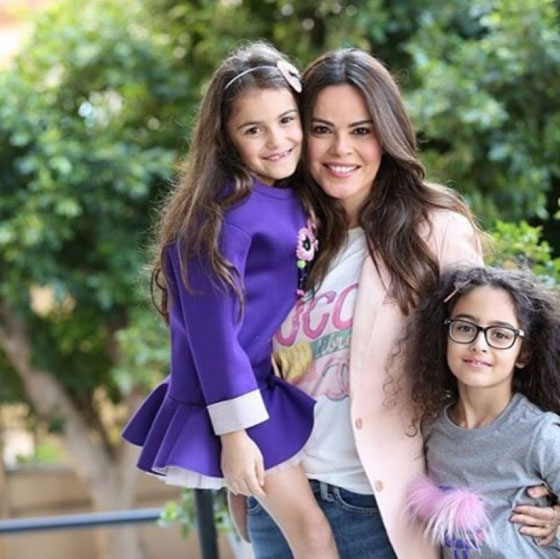 صور بنات ملكات الجمال العربيات.. من الأكثر جمالاً كوالدتها؟ صورة رقم 7