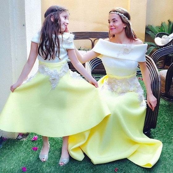 صور بنات ملكات الجمال العربيات.. من الأكثر جمالاً كوالدتها؟ صورة رقم 1