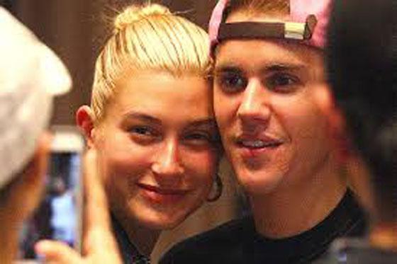 المغني جاستين تقدم بطلب الزواج من صديقته عارضة الازياء وتمت الخطوبة صورة رقم 14