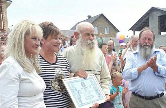 يستعد لموسوعة غينيس.. أكبر عائلة في العالم لدى رجل أوكراني  صورة رقم 3