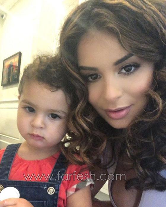 صورة ريما فقيه مع طفلتها وطفلها تثير ضجة كبيرة. شاهد الشبه بينهم صورة رقم 2