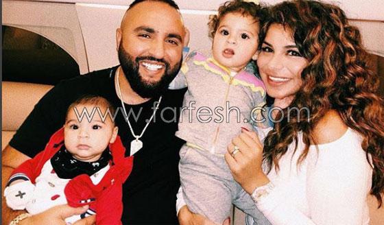 صورة ريما فقيه مع طفلتها وطفلها تثير ضجة كبيرة. شاهد الشبه بينهم صورة رقم 5