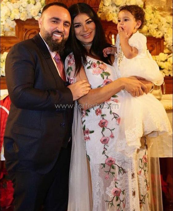 صورة ريما فقيه مع طفلتها وطفلها تثير ضجة كبيرة. شاهد الشبه بينهم صورة رقم 7
