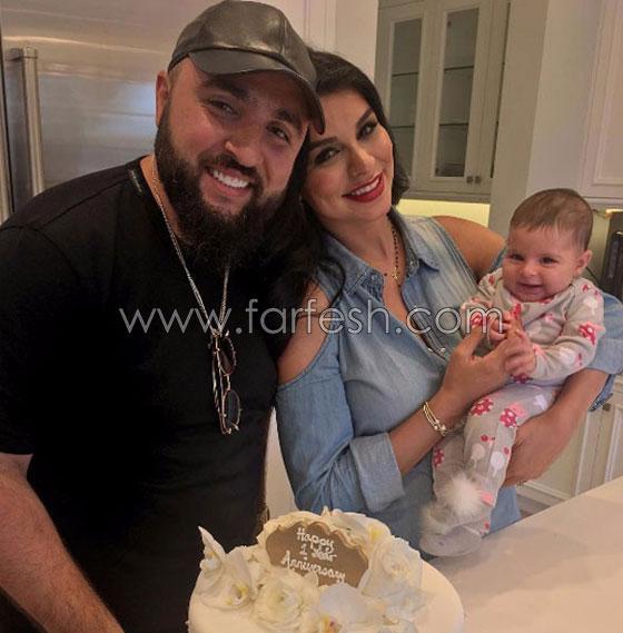 صورة ريما فقيه مع طفلتها وطفلها تثير ضجة كبيرة. شاهد الشبه بينهم صورة رقم 8