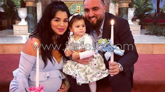 صورة ريما فقيه مع طفلتها وطفلها تثير ضجة كبيرة. شاهد الشبه بينهم صورة رقم 9