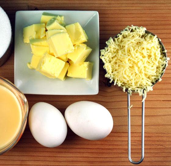 بالصور: طريقة عمل كب الكيك الجبنة وكب الكيك الجبنة والزيتون الشهية صورة رقم 2