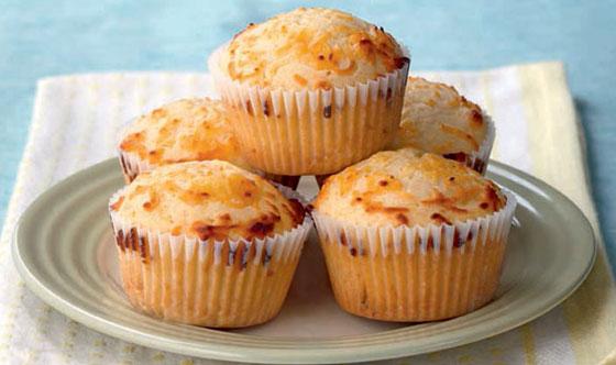 بالصور: طريقة عمل كب الكيك الجبنة وكب الكيك الجبنة والزيتون الشهية صورة رقم 14