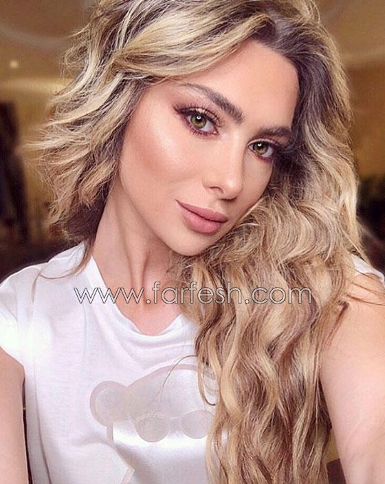 فيديو ممثلة لبنانية شهيرة تغني لهاني شاكر بصوت كارثي وتثير السخرية صورة رقم 2