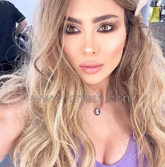 فيديو ممثلة لبنانية شهيرة تغني لهاني شاكر بصوت كارثي وتثير السخرية صورة رقم 7