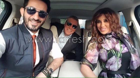 صورة رقم 8 -  احمد حلمي يكشف الحقيقة: هل سيشارك في عرب غوت تالنت؟