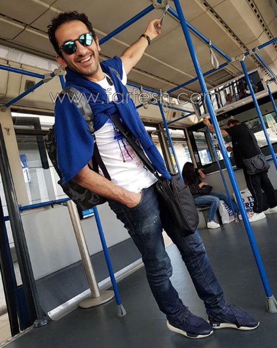 صورة رقم 9 -  احمد حلمي يكشف الحقيقة: هل سيشارك في عرب غوت تالنت؟