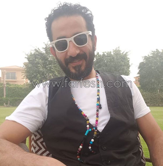 صورة رقم 10 -  احمد حلمي يكشف الحقيقة: هل سيشارك في عرب غوت تالنت؟