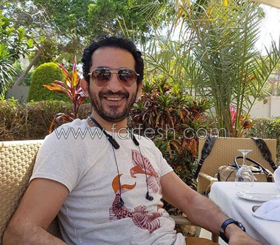 صورة رقم 11 -  احمد حلمي يكشف الحقيقة: هل سيشارك في عرب غوت تالنت؟
