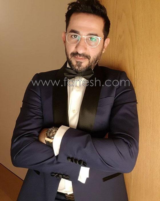 صورة رقم 15 -  احمد حلمي يكشف الحقيقة: هل سيشارك في عرب غوت تالنت؟