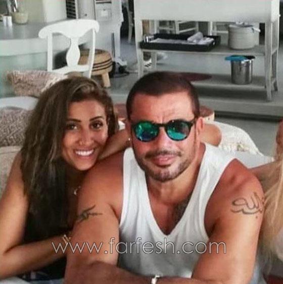 هل معقول ان يعلن عمرو دياب عن علاقة حب وصداقة مع دينا الشربيني دون زواج؟ صورة رقم 2