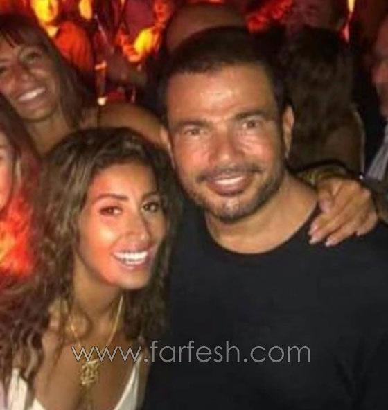 هل معقول ان يعلن عمرو دياب عن علاقة حب وصداقة مع دينا الشربيني دون زواج؟ صورة رقم 3