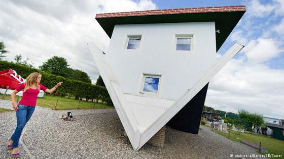 صور غريبة وعجيبة لتصاميم ستغير نظرتك إلى المنازل!! صورة رقم 2