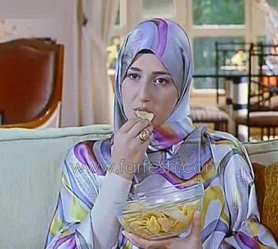 الفنانة المعتزلة حلا تخلع النقاب ثم  الحجاب وتعود لعالم الفن والتمثيل صورة رقم 13