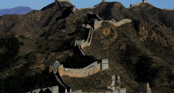 معلومات غريبة عن سور الصين العظيم صورة رقم 1