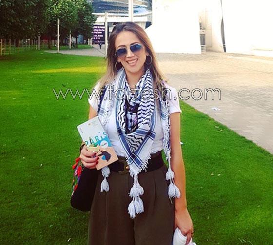 الفنانة الفلسطينية دلال أبو آمنة تبدع بمهرجان مصر والاحتلال يزعم أنها إسرائيلية! صورة رقم 16