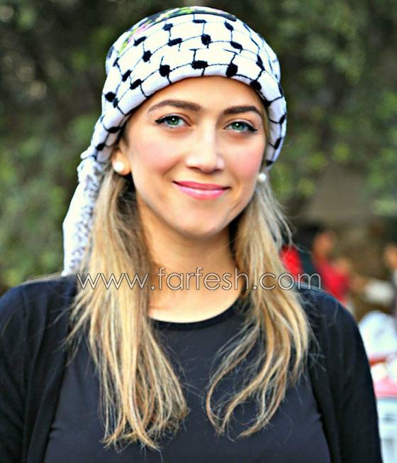 الفنانة الفلسطينية دلال أبو آمنة تبدع بمهرجان مصر والاحتلال يزعم أنها إسرائيلية! صورة رقم 23