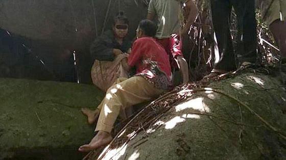 إندونيسيا: معالج ساحر احتجز فتاة داخل كهف واغتصبها لمدة 15 عاما! صورة رقم 3