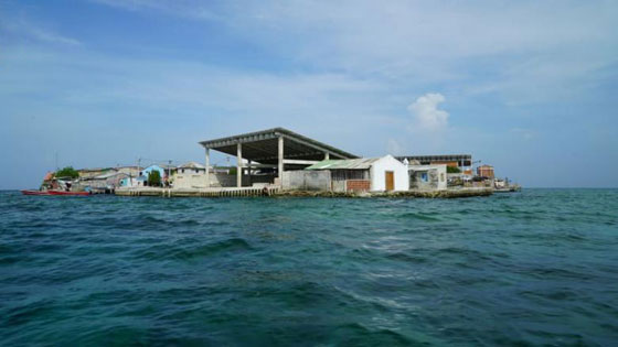 أكثر المناطق كثافة سكانية: جزيرة بحجم ملعبي كرة قدم! صورة رقم 3