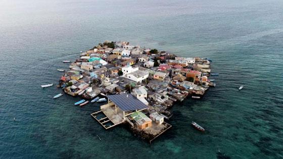أكثر المناطق كثافة سكانية: جزيرة بحجم ملعبي كرة قدم! صورة رقم 9