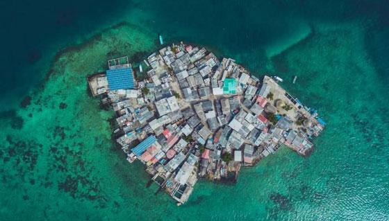 أكثر المناطق كثافة سكانية: جزيرة بحجم ملعبي كرة قدم! صورة رقم 10