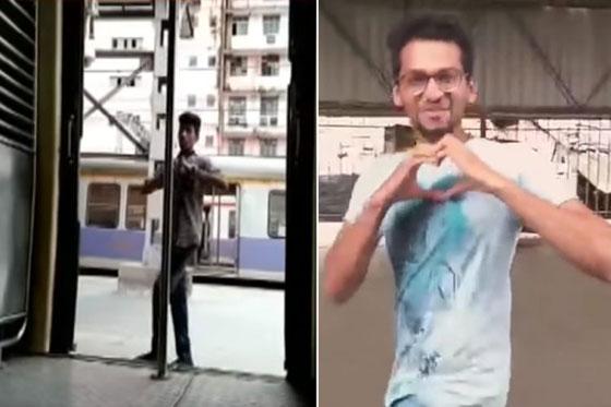 محكمة هندية تعاقب ثلاثة رجال بإلزامهم تنظيف محطة قطار بسبب تحدي كيكي! صورة رقم 7