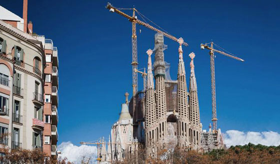 صور: أهم الأعمال المعمارية التي لم تكتمل بعد والعمل عليها مستمر منذ سنين صورة رقم 1