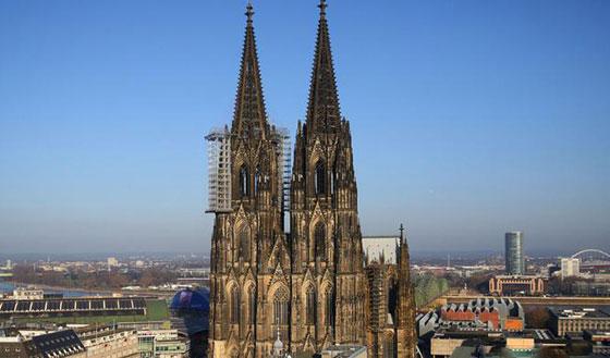 صور: أهم الأعمال المعمارية التي لم تكتمل بعد والعمل عليها مستمر منذ سنين صورة رقم 4